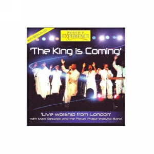 The King Is Coming CD