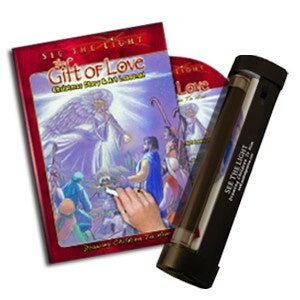 The Gift of Love DVD Combo Set