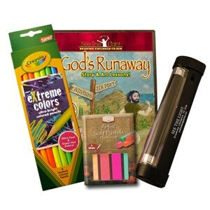 God's Runaway DVD - DELUXE GIFT SET