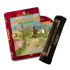 God's Runaway DVD - Combo Set