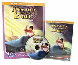The Story Of Samuel Video On Interactive DVD
