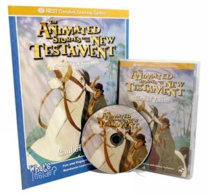 Saul Of Tarsus Video On Interactive DVD