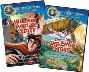 Torchlighters Heroes Of The Faith DVD 2-Pack