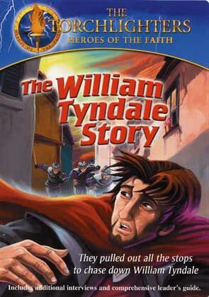 Torchlighters The William Tyndale Story DVD