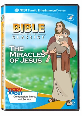 The Miracles Of Jesus DVD