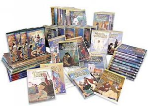 Spanish - 36 Animated Old and New Testament DVD Collection