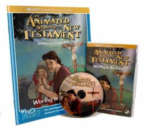 Worthy Is The Lamb Interactive Video On DVD