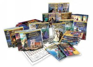 Spanish - 24 Animated New Testament DVD Collection