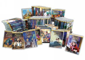 56 Animated Bible And History DVD Learning System Resource Books Instant Download