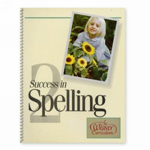 Weaver Success In Spelling 2 (Grade 3)