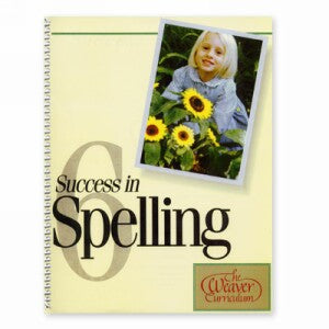 Weaver Success In Spelling 6 (Grade 7-12)