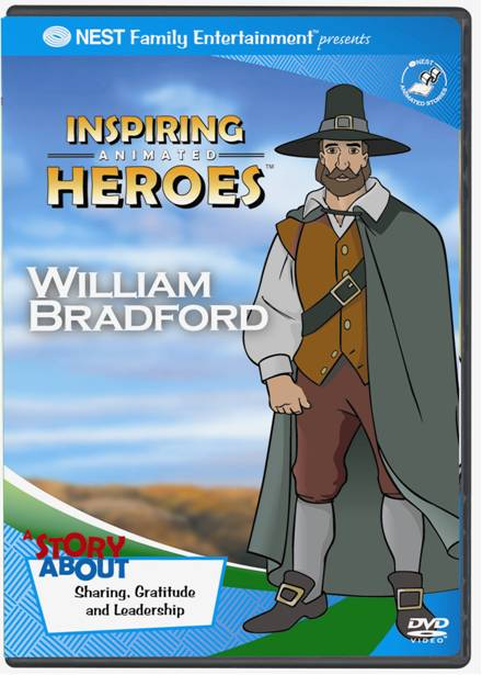 William Bradford DVD