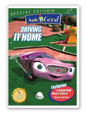 Auto-B-Good: Driving It Home DVD