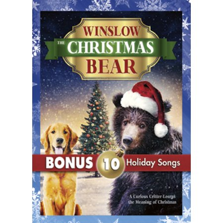 Winslow The Christmas Bear DVD