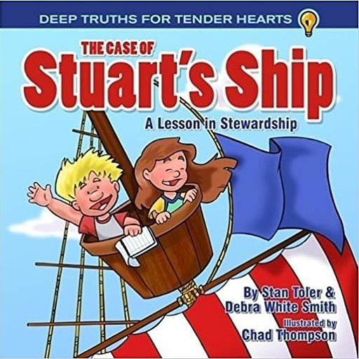 Case Of Stuarts Ship
