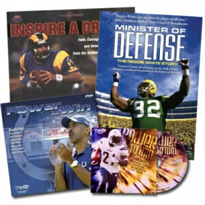 Heart of a Champion Football Lovers Bundle