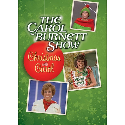 Carol Burnett Christmas DVD