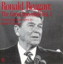 Ronald Reagan: The Great Speeches CD