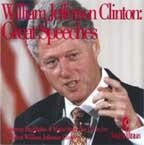 William J. Clinton: Great Speeches