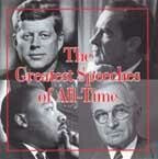 Greatest Speeches Of All Time CD