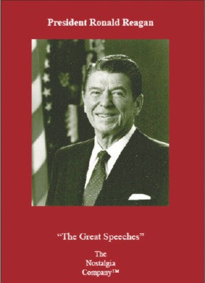 Ronald Reagan: The Great Speeches DVD