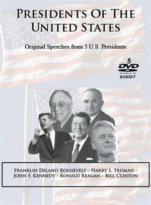 Presidents Of The United States (5 Discs)
