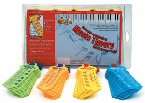 Learning Wrap Ups Music Theory Intro Kit