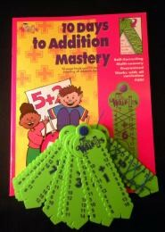 Learning Wrap Ups Addition Mastery Kit