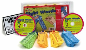 Learning Wrap Ups Sight Words/ESL Intro Kit