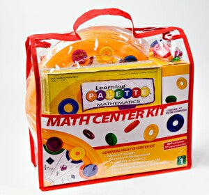 Kinder Math 2 Base Center Kit (5 Packs)