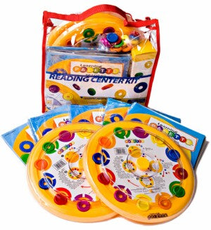 Kinder Reading 2 Base Center Kit