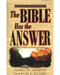 Bible Has The Answer - Revised And Expanded
