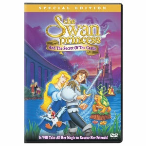 The Swan Princess II : The Secret of the Castle DVD - Special Release Edition