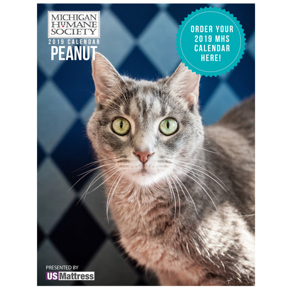 Michigan Humane Society Calendar