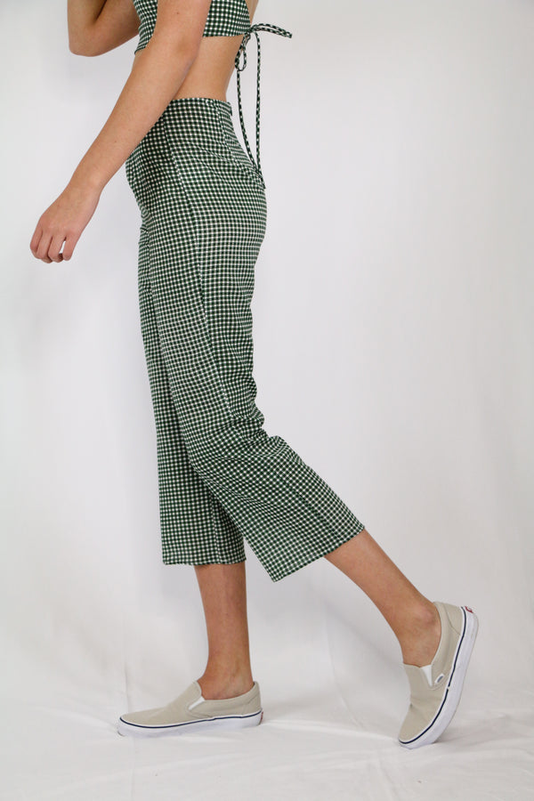 Give Me Gingham Pants