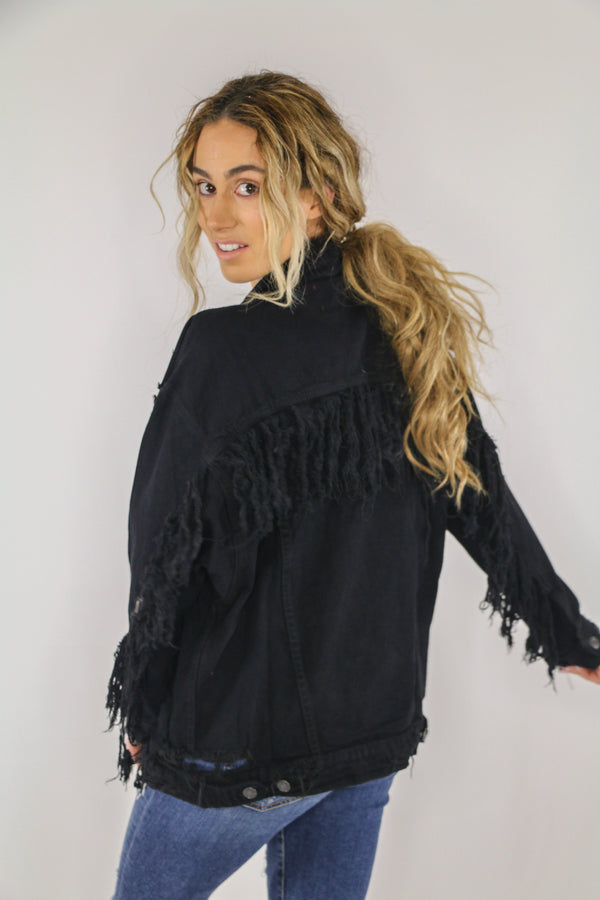 Fringe Affair Jacket