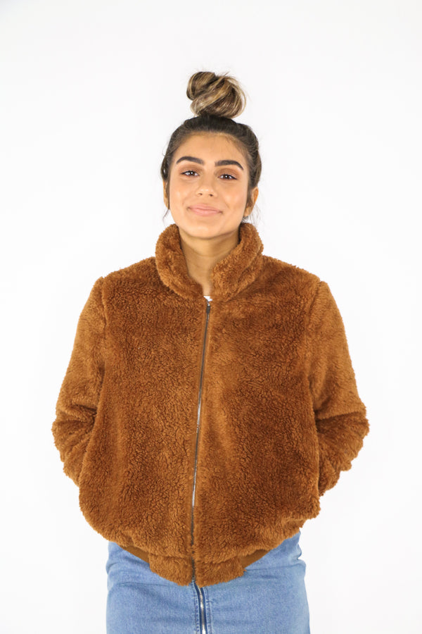 Into the Wild Teddy Jacket