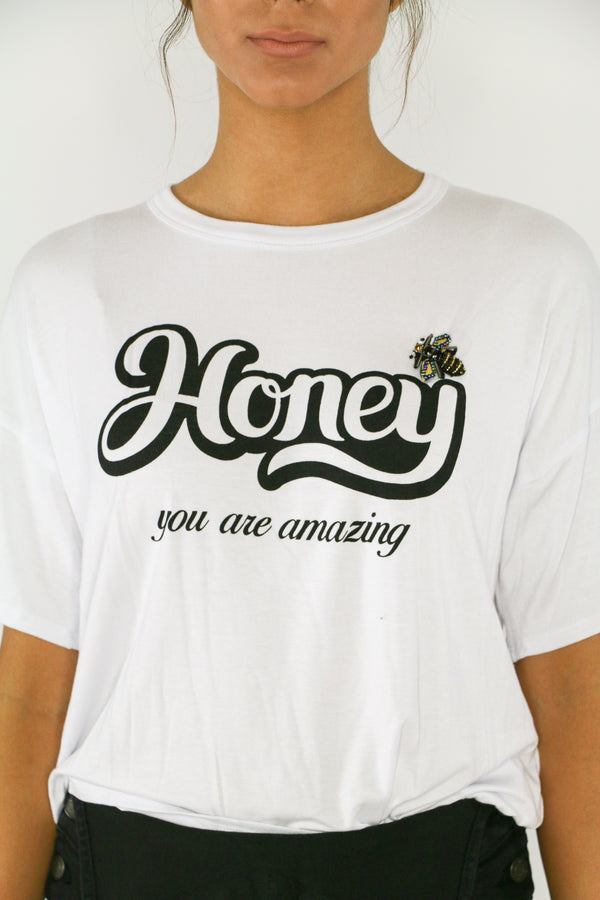 You're My Honey Graphic Tee