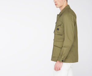 Edwin - Corporal Jacket - military green