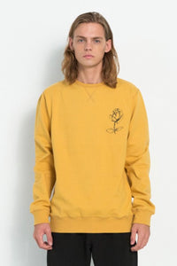 Soulland - Tessio Sweatshirt mustard - buy Online at LONELIE STORE