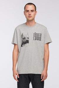 Medor T-Shirt - Grey Marl
