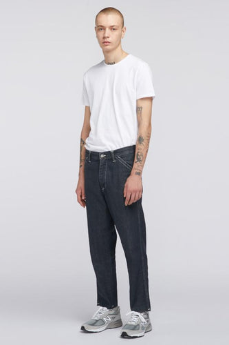 Japanese Worker Pant - Akita Grey Denim / Rinsed