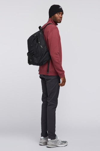 Edwin - Backpack Bag - Black