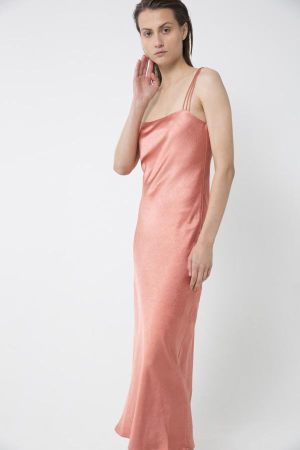 THIRD FORM 90s Bias Slip Dress  - buy Online at LONELIE STORE