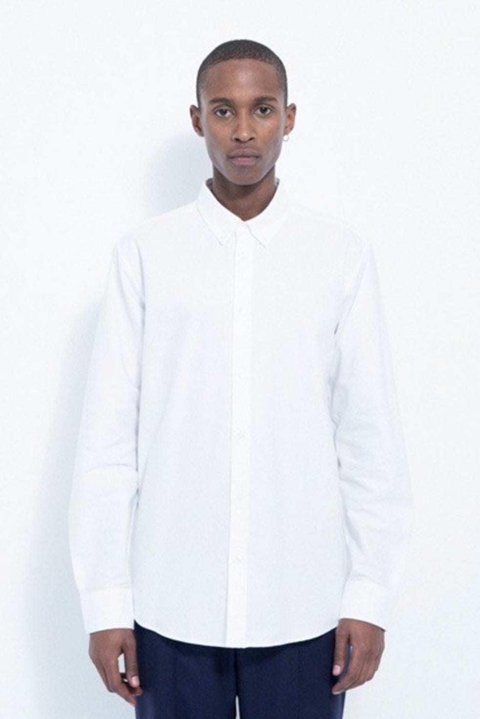 Soulland - Goldsmith Shirt white - buy Online at LONELIE STORE
