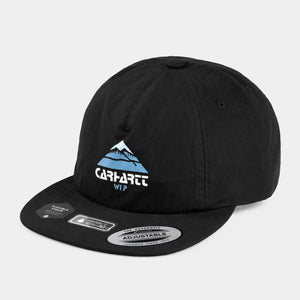 Mountain Cap - Black by Carhartt WIP - LONELIE STORE