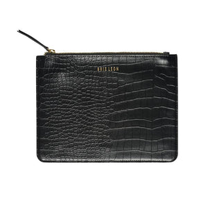 Brie Leon Zip Pouch - buy Online at LONELIE STORE