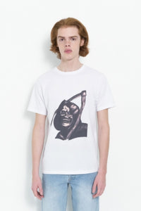 lawrence t-shirt - white