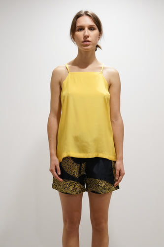 Gary Bigeni - brooklyn top - yellow