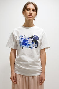 Monk - CJ t-shirt - white